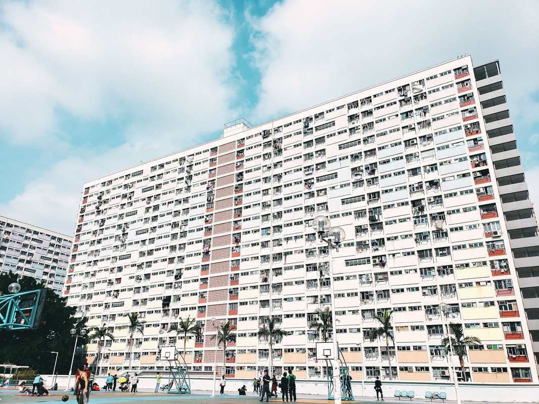 Choi Hung Estates